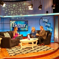 Author Emily Liebert chatting about SOME WOMEN on Better CT with Kara Sundlun & Scot Haney