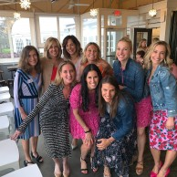 "Panelists at the ""MOM""ents that Mattered event in Westport, CT to celebrate Mother's Day."