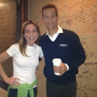 With Actor Kirk Cameron on Good Day NY